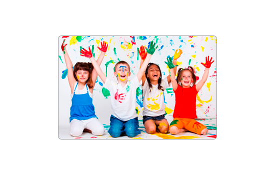Colour on Fire Art Studio offers great Friday fun for kids!